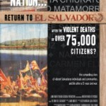 Return to El Salvador, narrated by Martin Sheen