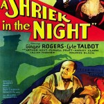 A Shreik In The Night (1933)