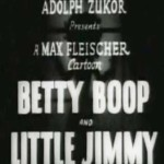 Betty Boop: Betty Boop and Little Jimmy (1936)