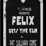 Felix the Cat: Felix Gets the Can (1924)