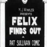 Felix the Cat: Felix Finds Out (1924)