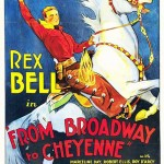 From Broadway to Cheyenne (1932)