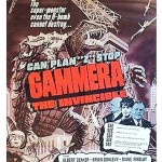 Gammera the Invincible (1966)