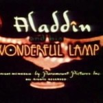 Aladdin and His Wonderful Lamp (1939)