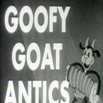 Goofy Goat Antics (1933)