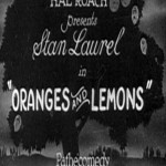 Laurel and Hardy: Oranges and Lemons (1923)