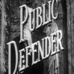 Public Defender: Badge of Honor (1954)
