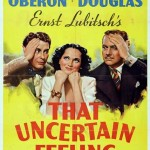 That Uncertain Feeling (1941)