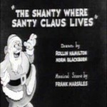 The Shanty Where Santa Claus Lives (1933)