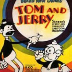 Tom and Jerry: Piano Tooners (1932)