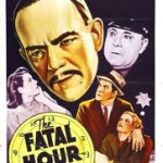 The Fatal Hour (1940)