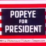 Popeye: Popeye For President (1956)