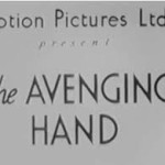 The Avenging Hand (1937)