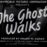 The Ghost Walks (1934)