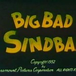 Popeye: Big Bad Sinbad (1952)