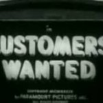 Popeye: Customers Wanted (1939)
